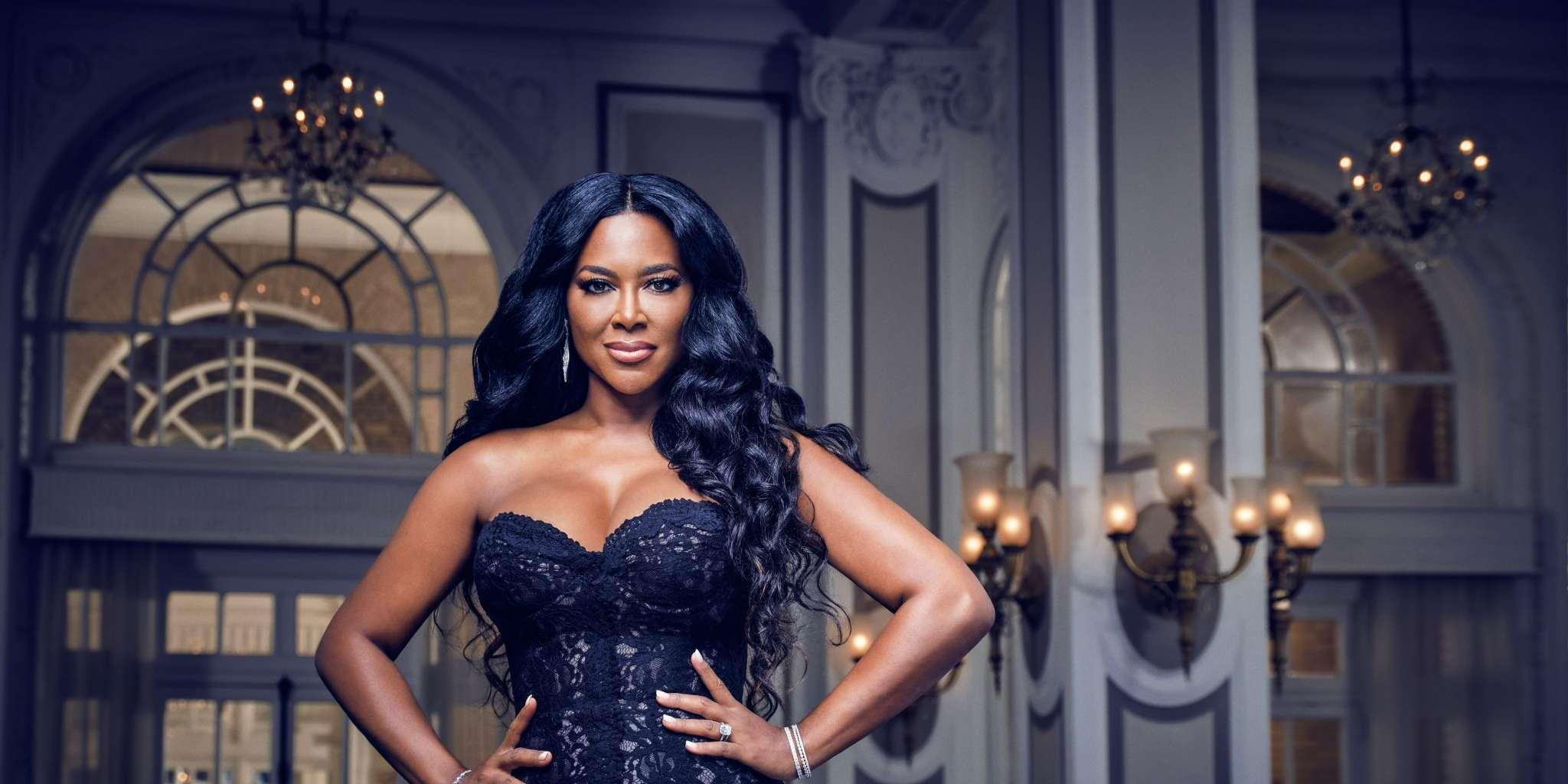 Kenya Moore Looks Gorgeous In This Pink Outfit - See Her Latest Pics