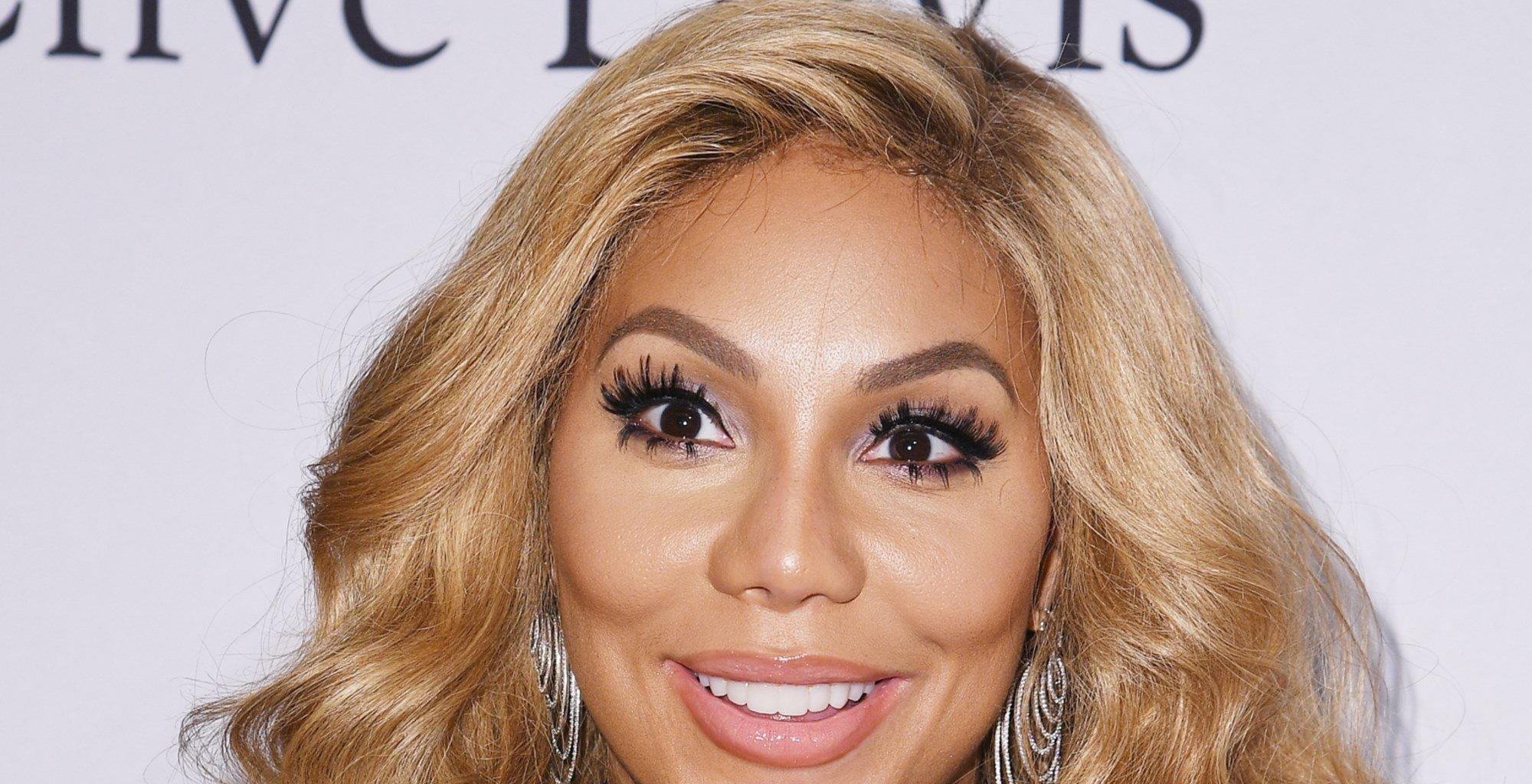 Tamar Braxton Is Radiating From Within - Check Out Her Message