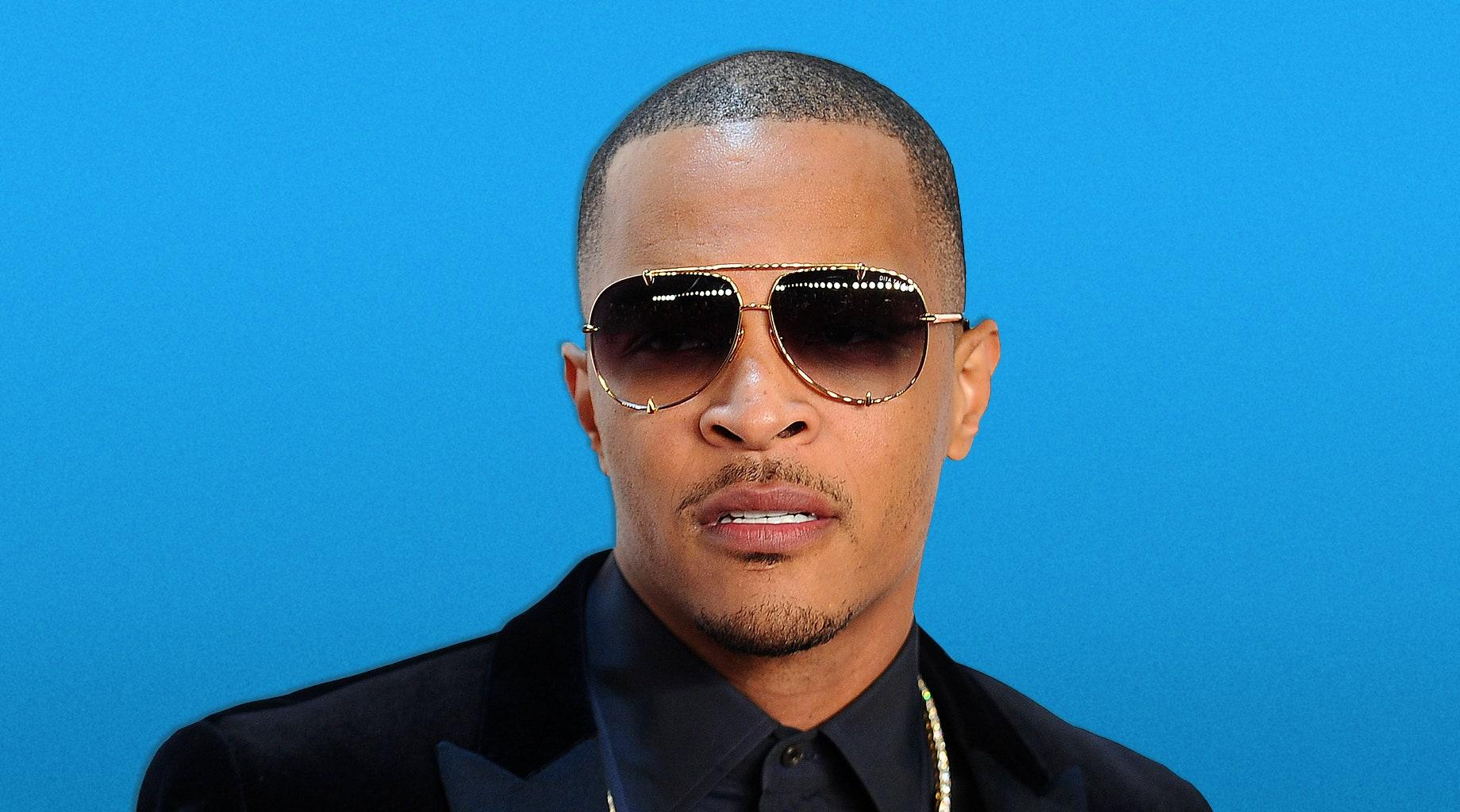 T.I. Talks To Fans After Being Arrested In Amsterdam For Crash With Police Car - See His Video