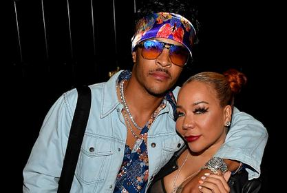 T.I. Celebrates His Anniversary With Tiny Harris - See His Message Here