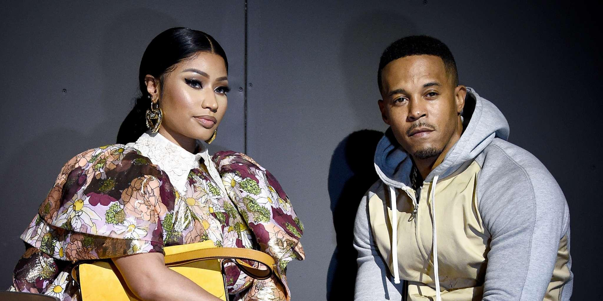 Nicki Minaj's Family Video Will Make Your Day - Check Out The Sweet Clip Here