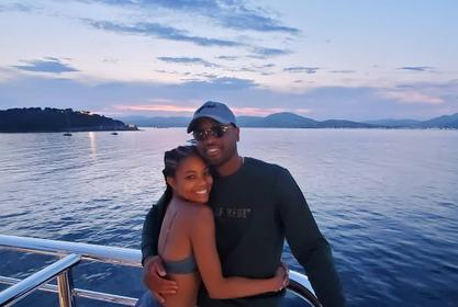 Dwyane Wade And Gabrielle Union's Family Pics Have Fans In Awe