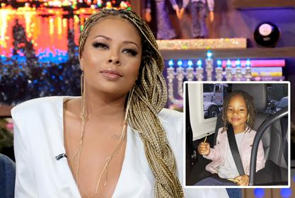 Eva Marcille's Daughter's Latest Dance Moves Have People In Awe - See The Clip
