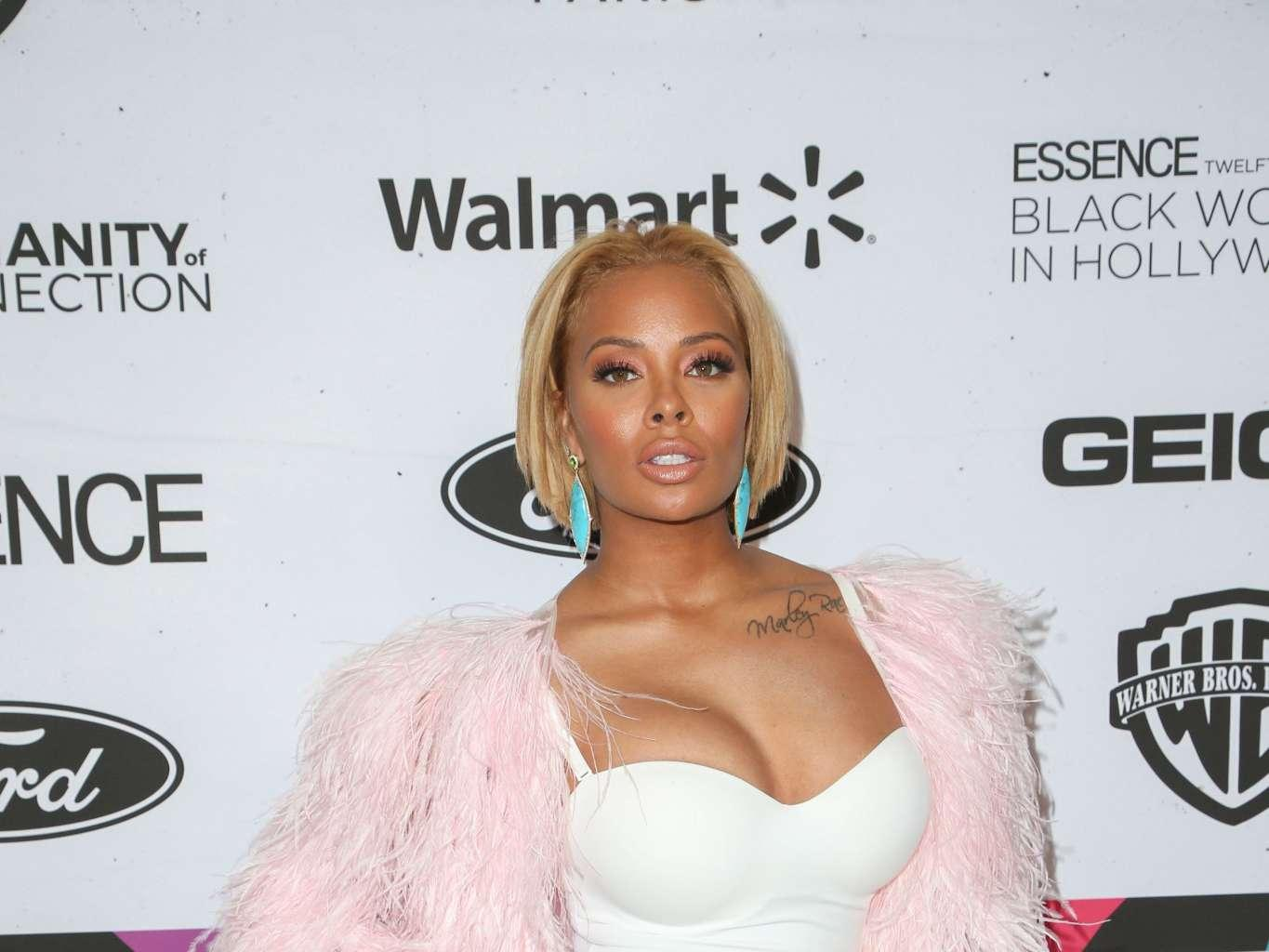 Eva Marcille Shares A Sweet Throwback Video Featuring Her Daughter, Marley Rae