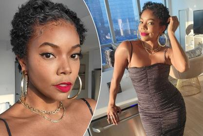 Gabrielle Union Gives Strong Dancing Vibes