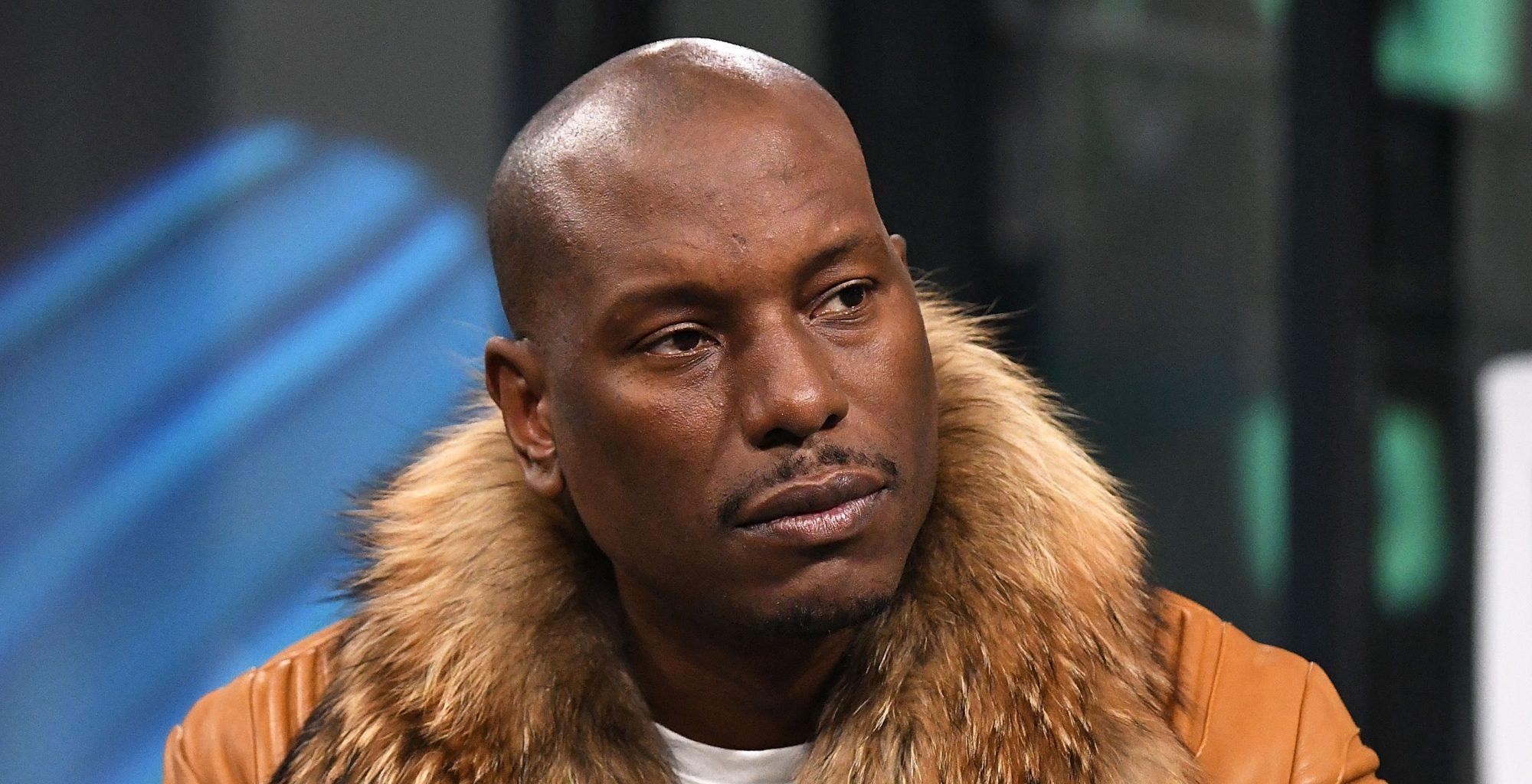 Tyrese's GF Surprises Him With A Romantic Date - See The Video