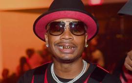 Plies Shares A Special Moment With A Fan On Stage