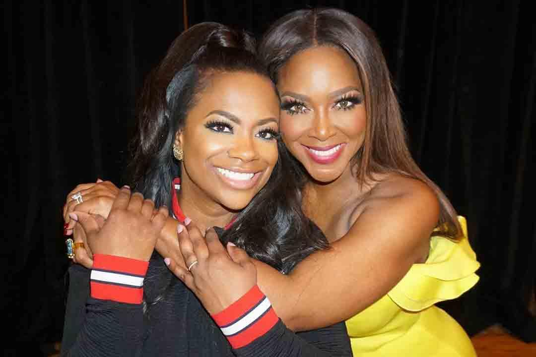 Kandi Burruss Gushes Over Kenya Moore - Check Out Her Post