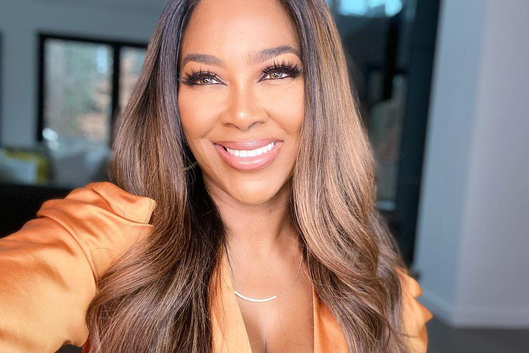 Kenya Moore's Latest Photo From Detroit Has Fans In Awe