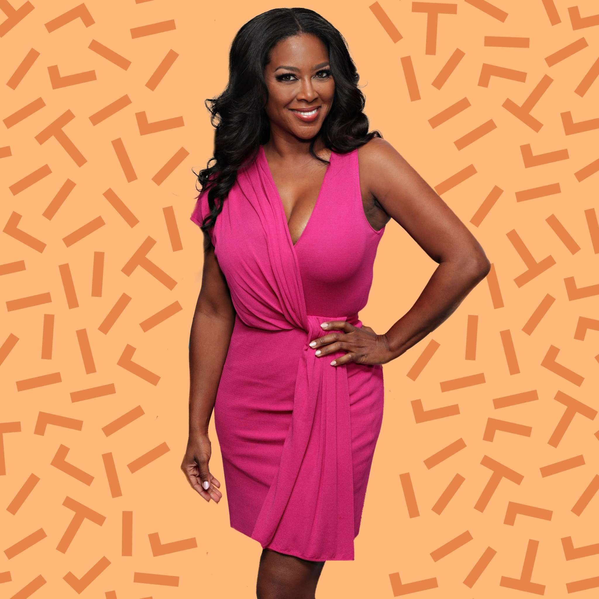 Kenya Moore Is Praising Brandon Armstrong – Check Out The Message She Shared