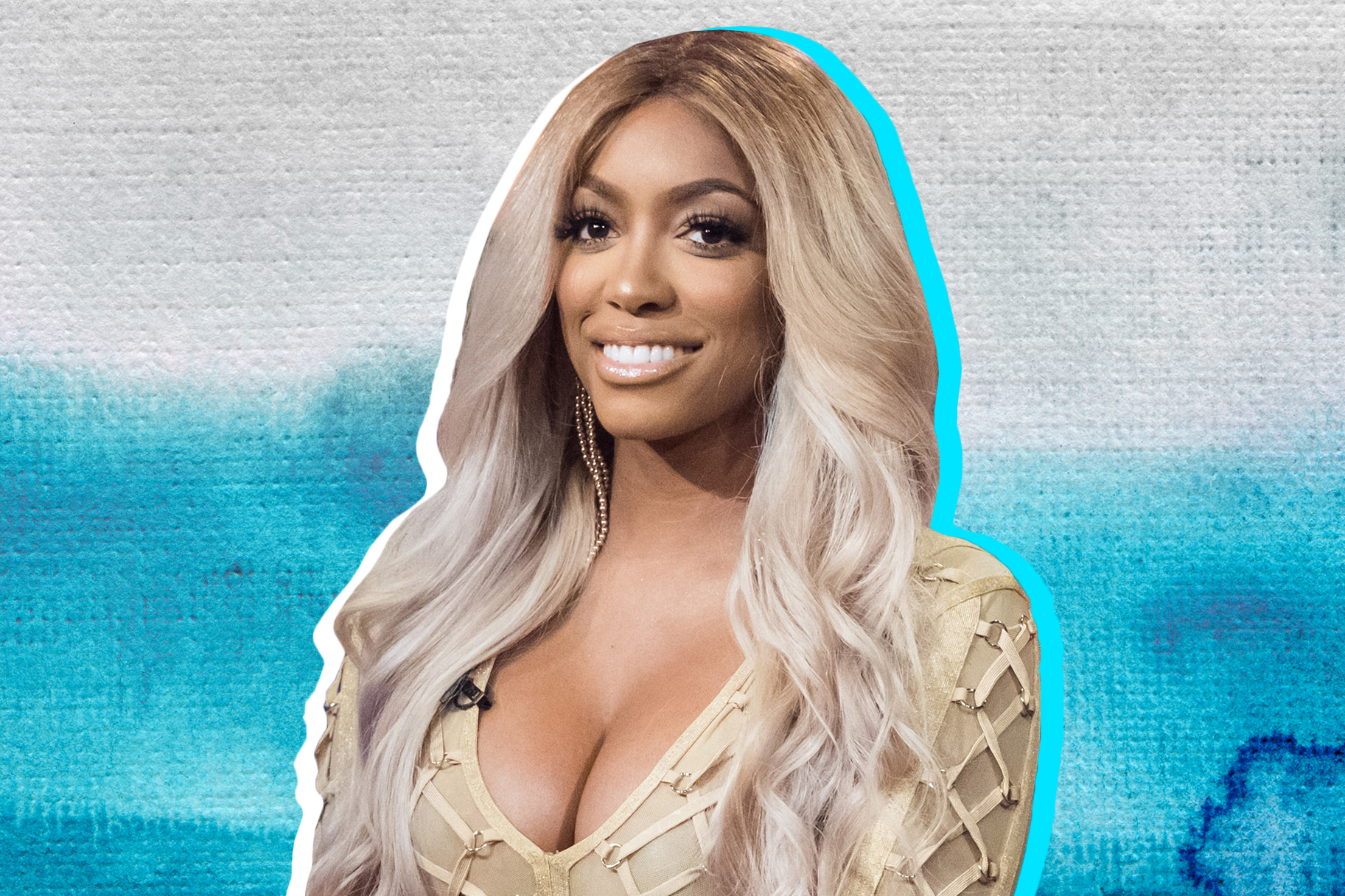 Porsha Williams Will Make Your Day With These Clips From The Beach
