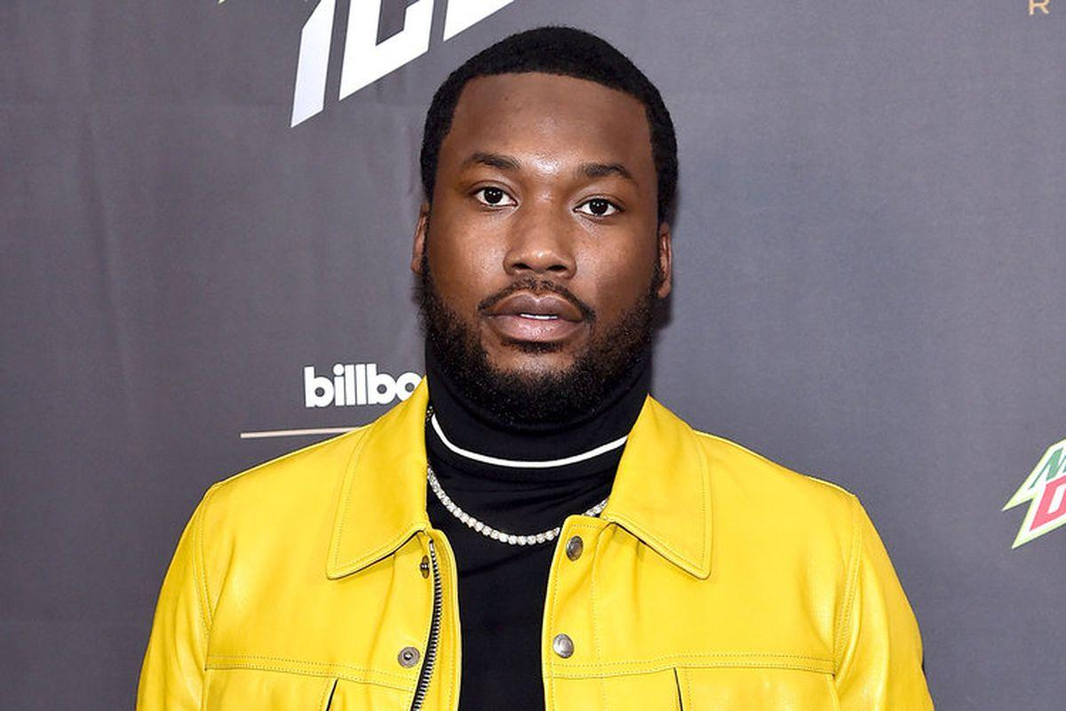 Meek Mill Writes A Message About Music Labels