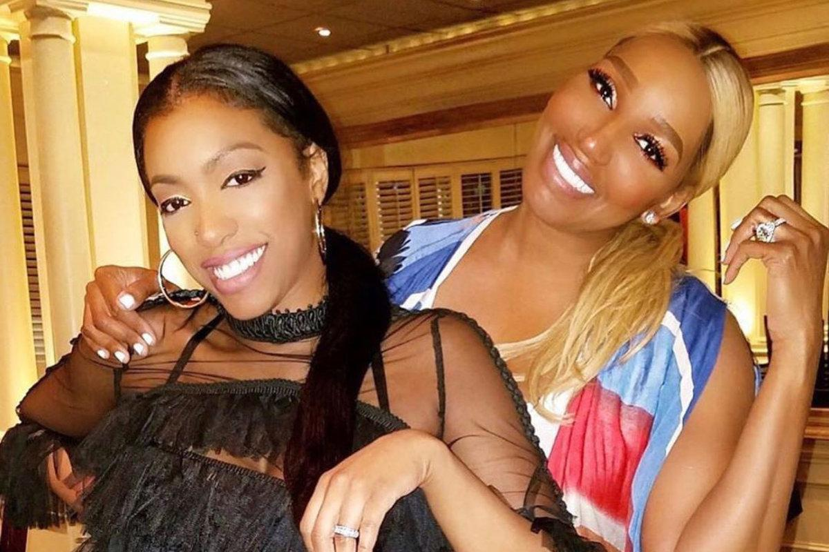 Porsha Williams Sends Her Love To NeNe Leakes Following The Passing Of Her Husband, Gregg Leakes