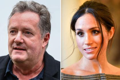 Piers Morgan Vs. Meghan Markle: He Claims Victory After Being Cleared By British Media Regulator Ofcom