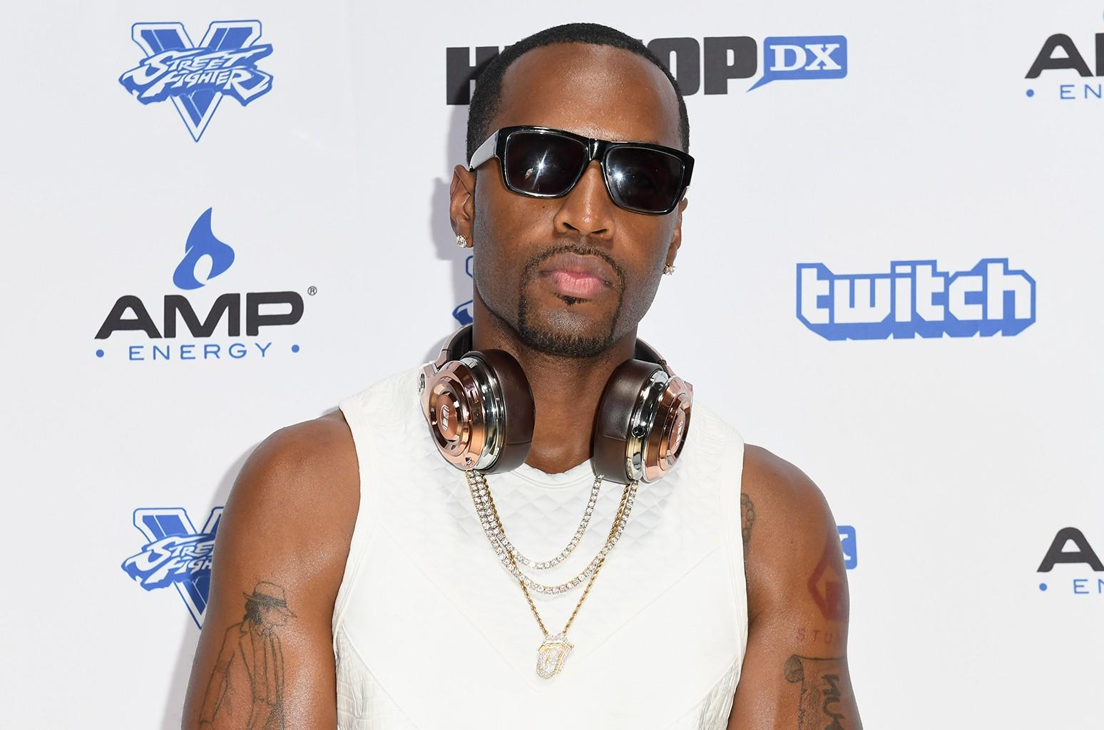 Safaree Poses With His Baby Girl And Fans Cannot Have Enough Of Her
