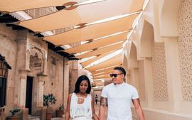 Vanessa Mdee And Rotimi Welcome Their First Baby