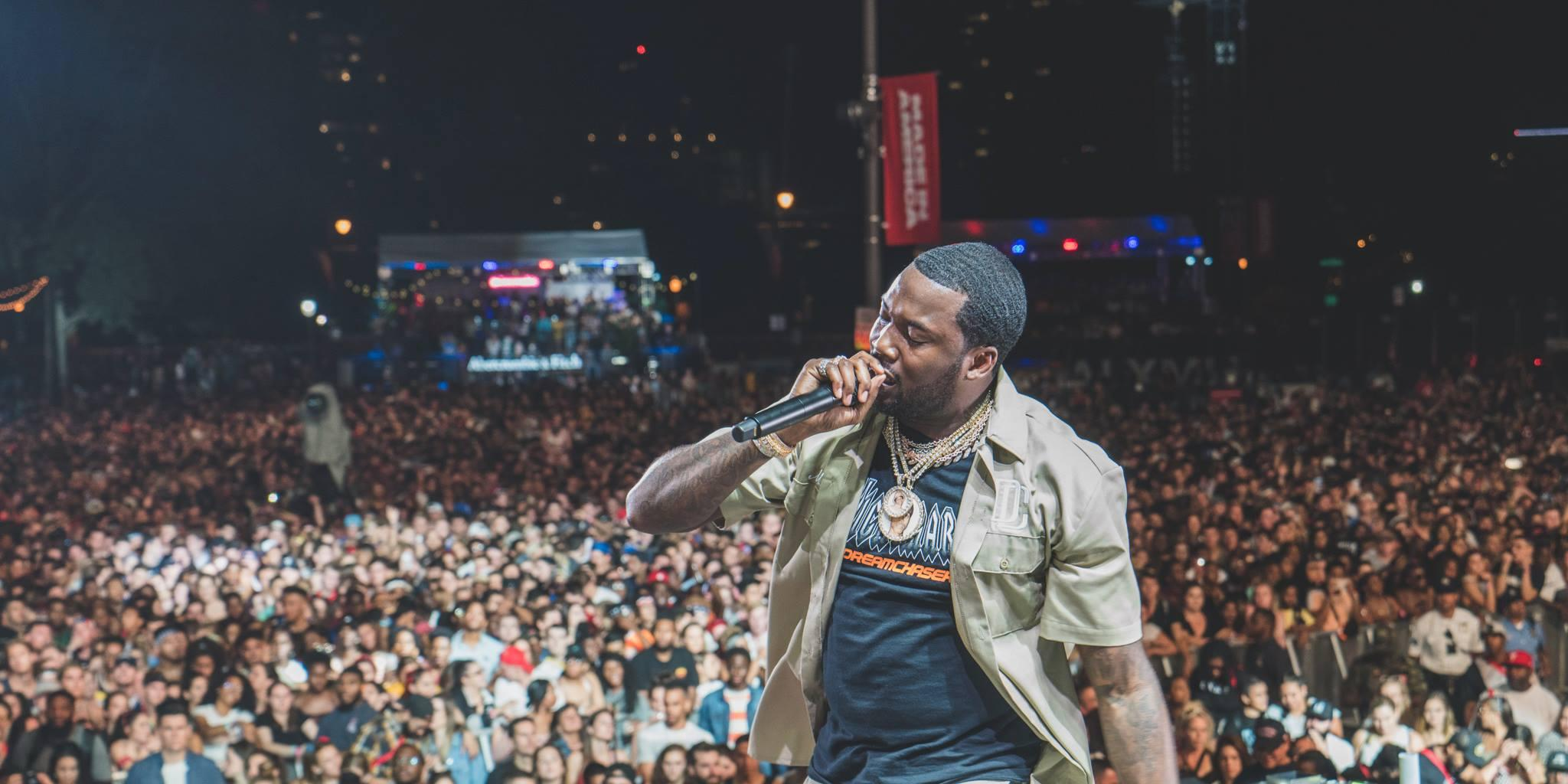 Meek Mill Compares The Hood To Squid Games - Check Out His Fans' Reactions