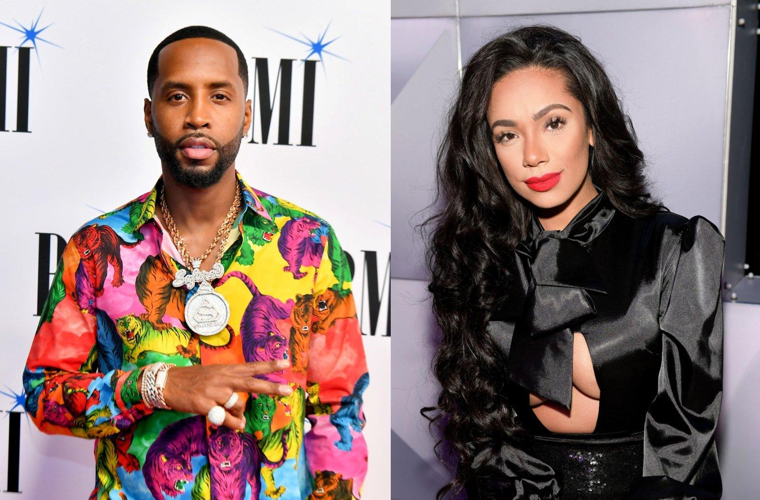 Safaree Shares A Message For Haters - Check It Out Here