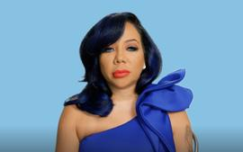 Tiny Harris Advertises A Luxury Spa In NYC